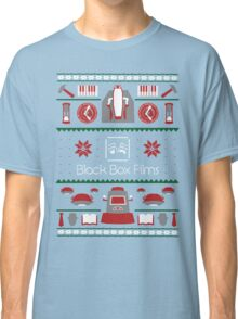 Black Box Films Christmas Sweater (Red & Green) Classic T-Shirt