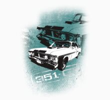 Ford Falcon XY GTHO Phase III (Grunge) by blulime