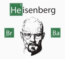 Heisenberg T-Shirts & Hoodies by seazerka