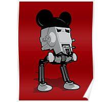 Mouse Walker Poster