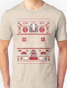 Black Box Films Christmas Sweater (Red) T-Shirt