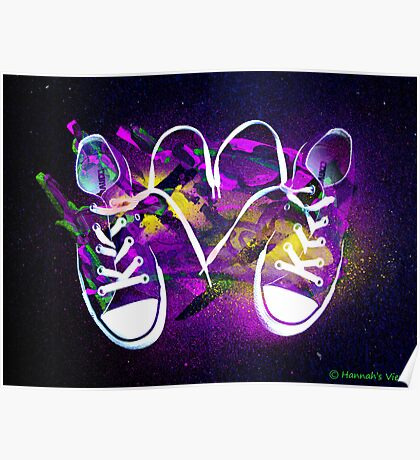 Rad Kicks Poster