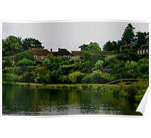 Quaint Cottages Poster