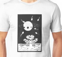 Toad in a hole Unisex T-Shirt