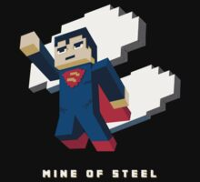Mine Of Steel Kids Clothes