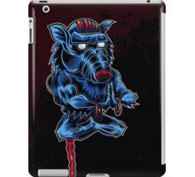 P is for Primitive Primate of Transcendence iPad Case/Skin