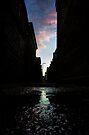 Alleyway by Nigel Bangert