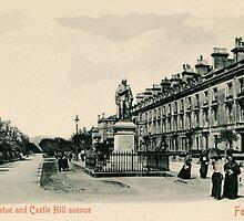 Victorian Folkestone Castle Hill Avenue by aapshop