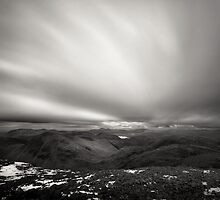Scafell Pike by Peter Gallagher