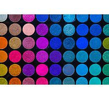 Colorful Palette Photographic Print