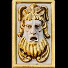 Golden Mask  by Sotiris Filippou