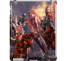 blade and soul iPad Case/Skin