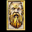 Golden Mask IIi by Sotiris Filippou