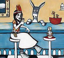 A Strange Story by Kate Eagle