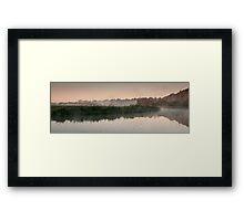 Arundel Castle at Sunrise Framed Print