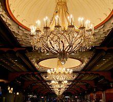 Lobby Lights - Taj Mahal    ^ by ctheworld