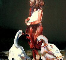 """Little Mother Goose"" by Susan Bergstrom"