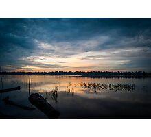 Jungle Sunrise Photographic Print