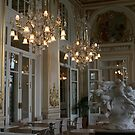 Chandeliers at Musee D'Orsay by Segalili