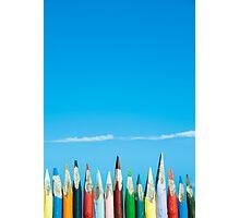 Arc-en-ciel Photographic Print