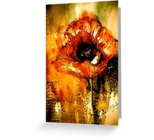 Quiet Things... Greeting Card