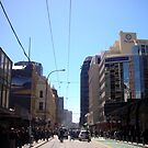 Lambton Quay, Wellington by jezkemp