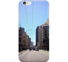 Lambton Quay, Wellington iPhone Case/Skin