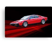 1975 Ferrari Dino 308GT4 I Canvas Print