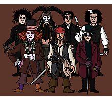 Johnny Depps Photographic Print