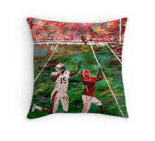 The Longest Yard  Throw Pillow