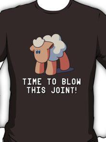 Sheeps of Worms of War T-Shirt