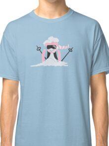 Ski Penguin VRS2 Classic T-Shirt