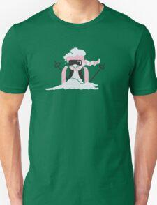 Ski Penguin VRS2 T-Shirt