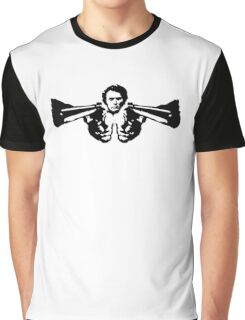 dirty harry-double trouble Graphic T-Shirt