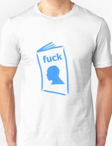Fuck facebook pictogam T-Shirt