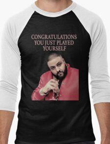 Congratulations You Just Played Yourself - DJ Khaled T-Shirt