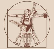 Vitruvian Gods (NO TEXT) by Samiel