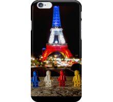 Urban Exploration (#2) - Iron Tower iPhone Case/Skin
