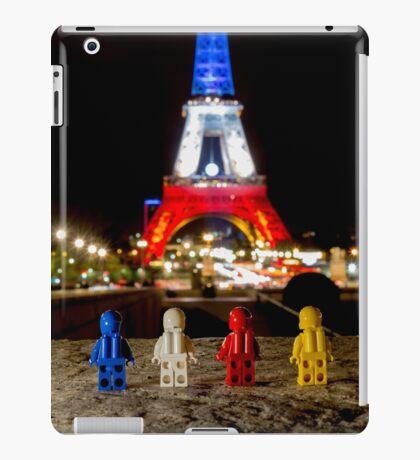 Urban Exploration (#2) - Iron Tower iPad Case/Skin