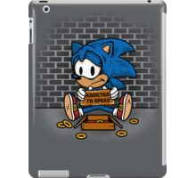 Speed Addict iPad Case/Skin