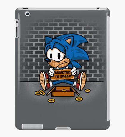 Speed Addict iPad Case/Skin