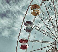 Old Ferris Wheel by picsbytabitha