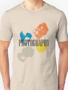 Photography (English) T-Shirt