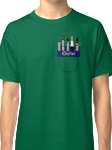 Doctor Who: Sonic Pocket Protector. Classic T-Shirt