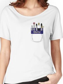Doctor Who: Sonic Pocket Protector. Women's Relaxed Fit T-Shirt