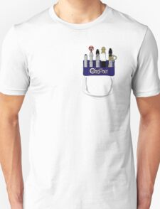 Doctor Who: Sonic Pocket Protector. T-Shirt