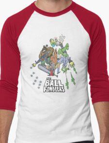 Rick & Morty - The Ball Fondlers Men's Baseball ¾ T-Shirt