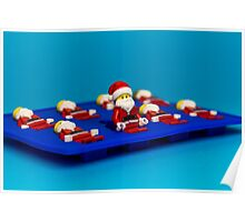 Christmas Wars - Santa Awakens Poster