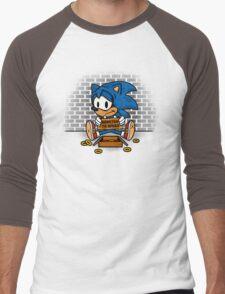 Speed Addict Men's Baseball ¾ T-Shirt