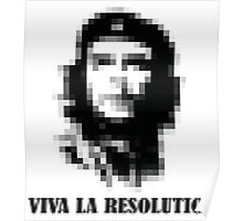 Viva la Resolution! Poster